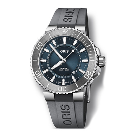 ORIS DIVERS - SOURCE OF LIFE LIMITED EDITION