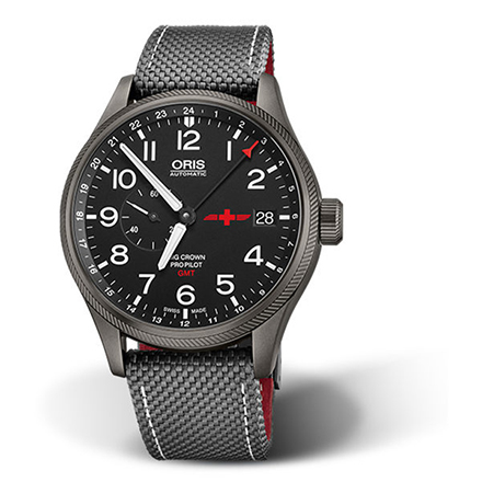 ORIS AVIAZIONE - ORIS GMT REGA LIMITED EDITION