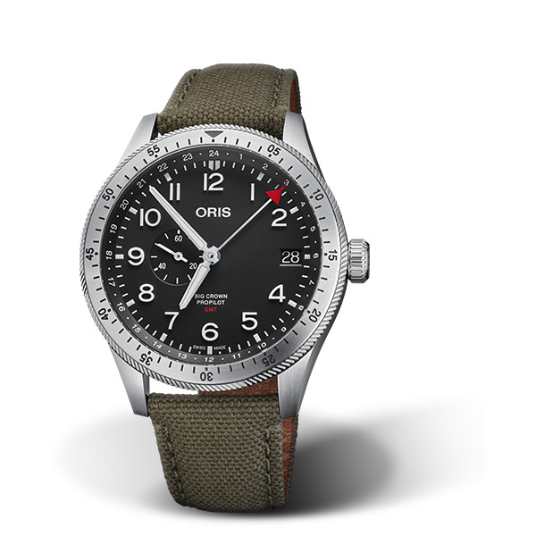 ORIS AVIAZIONE - BIG CROWN PROPILOT TIMER GMT