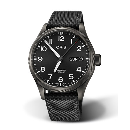 ORIS AVIAZIONE - ORIS BIG CROWN PROPILOT BIG DAY DATE
