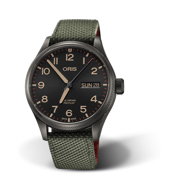 ORIS AVIAZIONE - 40TH SQUADRON LIMITED EDITION