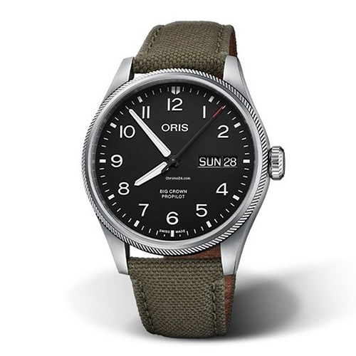 ORIS AVIAZIONE - BIG CROWN PROPILOT BIG DAY DATE