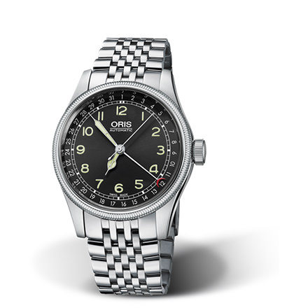 ORIS AVIAZIONE - BIG CROWN ORIGINAL POINTER DATE