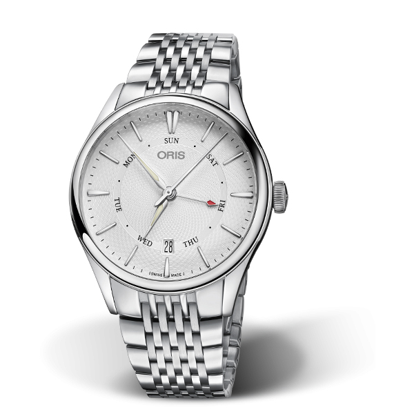 ORIS CULTURA - ARTELIER POINTER DAY DATE