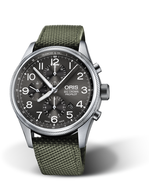 ORIS AVIAZIONE - ORIS BIG CROWN PROPILOT CHRONOGRAPH