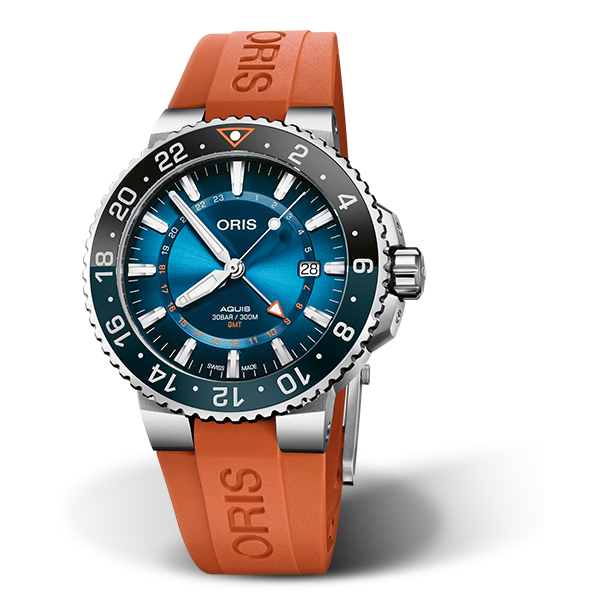 ORIS DIVERS - CARYSFORT REEF LIMITED EDITION