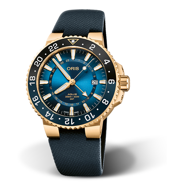 ORIS DIVERS - CARYSFORT REEF GOLD LIMITED EDITION 43.50 MM