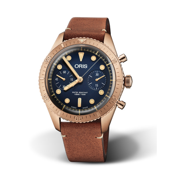 ORIS DIVERS - CARL BRASHEAR CHRONOGRAPH LIMITED EDITION