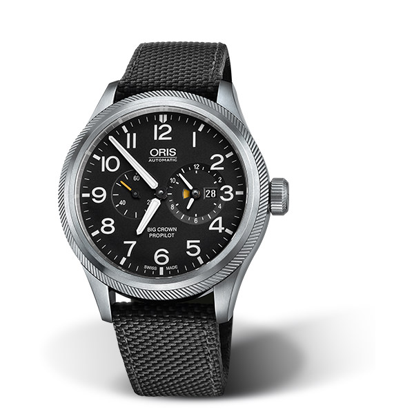 ORIS AVIAZIONE - BIG CROWN PROPILOT WORLDTIMER