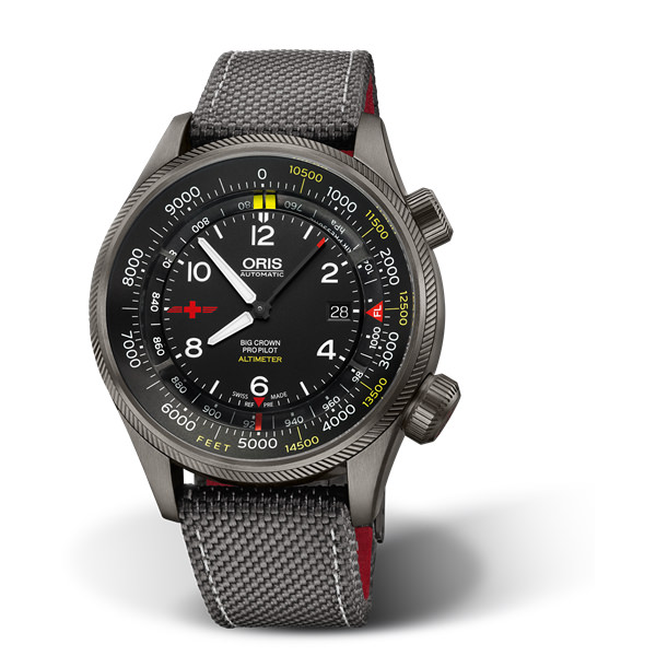 ORIS AVIAZIONE -  ALTIMETER REGA LIMITED EDITION