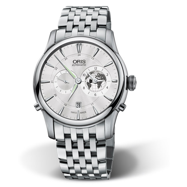 ORIS CULTURA - ORIS GREENWICH LIMITED EDITION