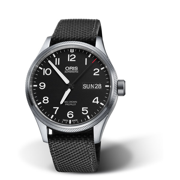 ORIS AVIAZIONE - BIG CROWN PROPILOT DAY DATE