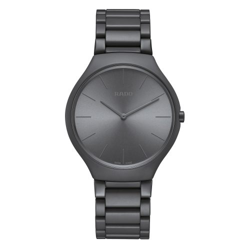RADO TRUE THINLINE LES COULEURS™ LE CORBUSIER IRON GREY 32010