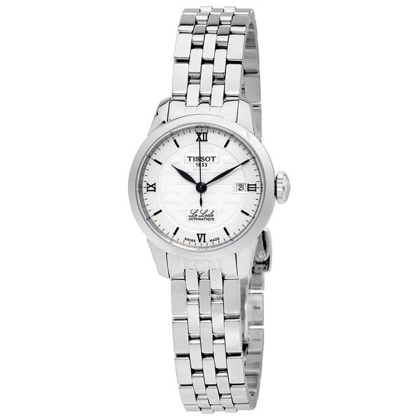 TISSOT TISSOT LE LOCLE AUTOMATIC DOUBLE HAPPINESS LADY
