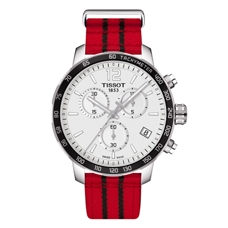TISSOT QUICKSTER CHRONOGRAPH NBA CHICAGO BULLS
