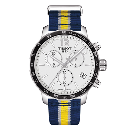 TISSOT TISSOT QUICKSTER CHRONOGRAPH NBA INDIANA PACERS