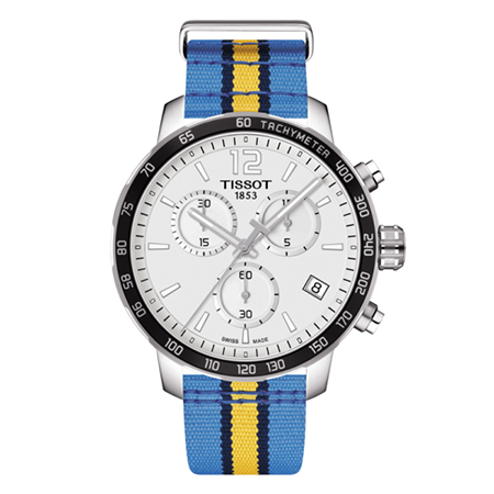 TISSOT QUICKSTER CHRONOGRAPH NBA DENVER NUGGETS