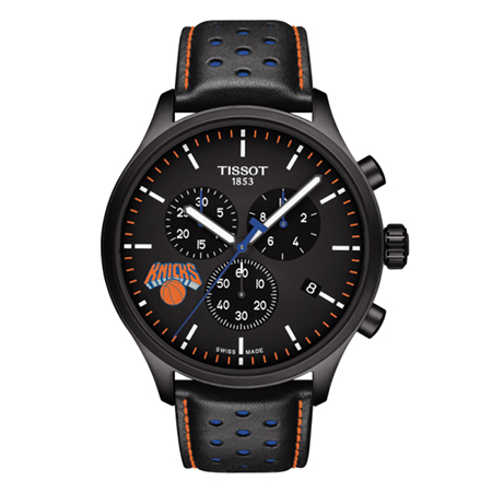 TISSOT CHRONO XL NBA NEW YORK KNICKS EDITION