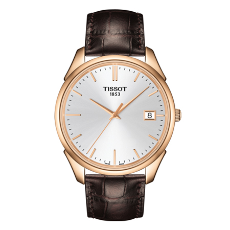 TISSOT VINTAGE QUARTZ NBA SPECIAL EDITION 18K GOLD