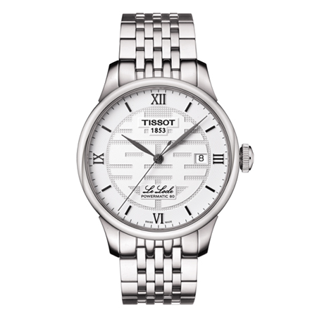 TISSOT LE LOCLE DOUBLE HAPPINESS