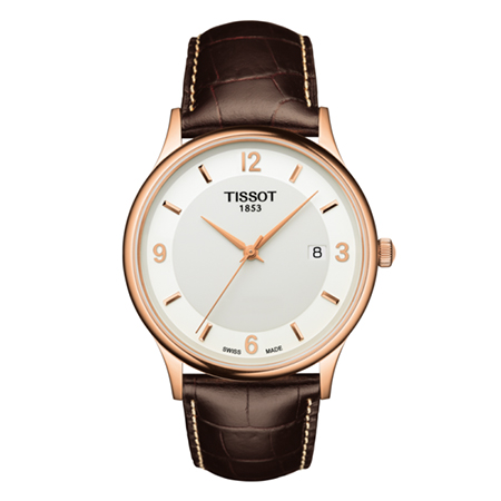 TISSOT TISSOT ROSE DREAM 18K GOLD