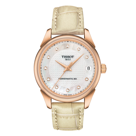 TISSOT TISSOT VINTAGE POWERMATIC 80 LADY 18K GOLD