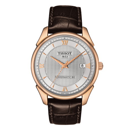 TISSOT VINTAGE POWERMATIC 80 18K GOLD