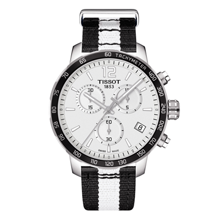 TISSOT QUICKSTER CHRONOGRAPH NBA BROOKLYN NETS