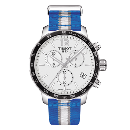 TISSOT QUICKSTER CHRONOGRAPH NBA DALLAS MAVERICKS