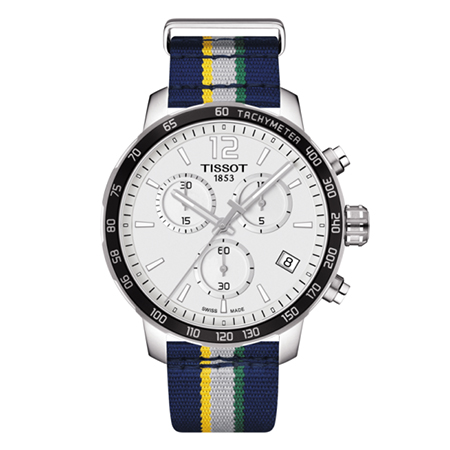 TISSOT QUICKSTER CHRONOGRAPH NBA UTAH JAZZ