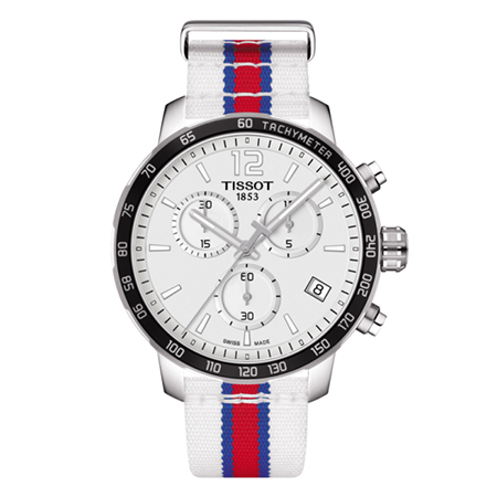 TISSOT QUICKSTER CHRONOGRAPH NBA LOS ANGELES CLIPPERS � 385,00