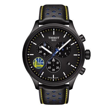 TISSOT CHRONO XL NBA GOLDEN STATE WARRIORS EDITION