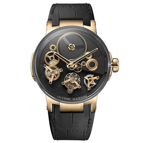 Executive Tourbillon Free Wheel orologi Ulysse Nardin