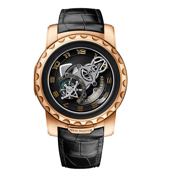 ULYSSE-NARDIN FREAK - Freak Phantom