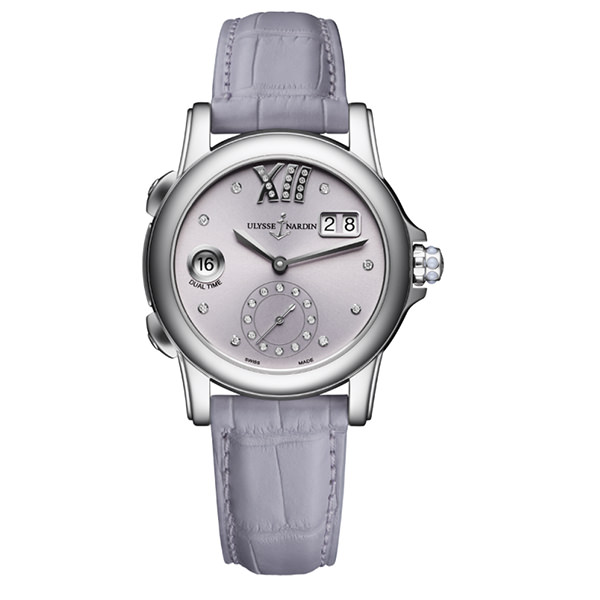 ULYSSE-NARDIN CLASSIC - Classic Lady Dual Time