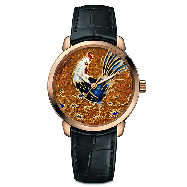 ULYSSE-NARDIN CLASSIC - Classico Rooster