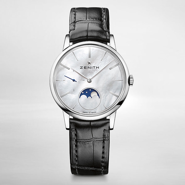ZENITH ELITE - LADY MOONPHASE - 36.00