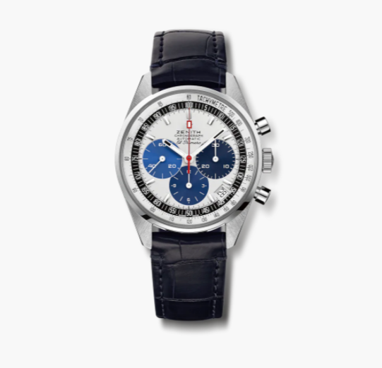 ZENITH CHRONOMASTER - REVIVAL A386 MANUFACTURE EDITION