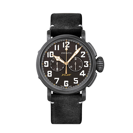 ZENITH PILOT - PILOT TYPE 20 CHRONOGRAPH TON-UP