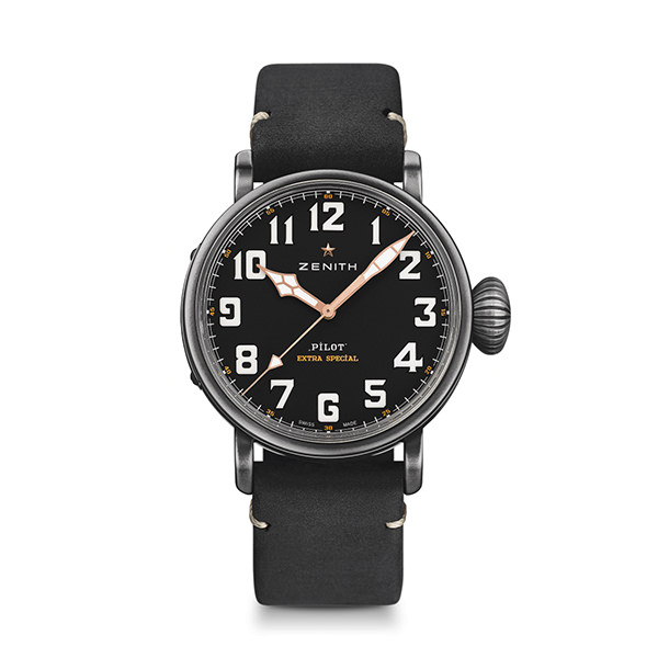 ZENITH PILOT - PILOT TYPE 20 TON UP