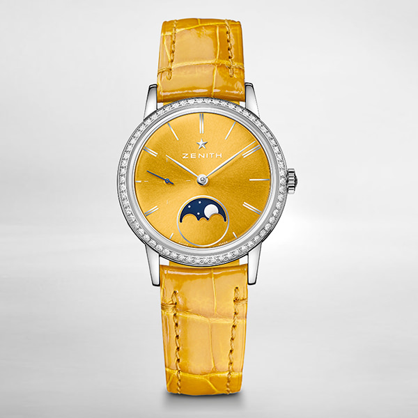 ZENITH ELITE - LADY MOONPHASE - 33.00