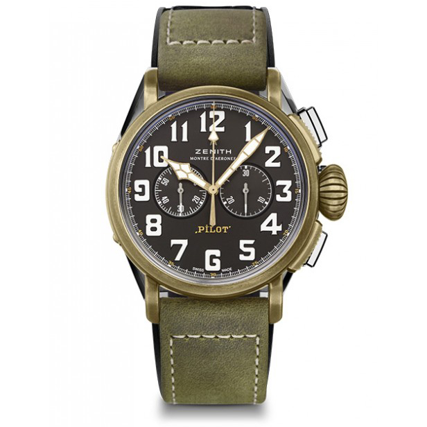 ZENITH PILOT TYPE 20 CHRONOGRAPH - EXTRA SPECIAL - 45.00