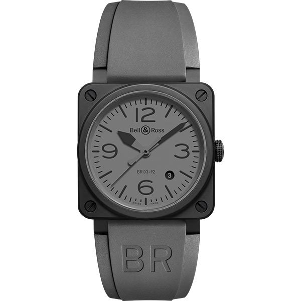 bell-ross BR 03-92 COMMANDO CERAMIC