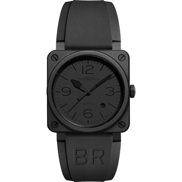 bell-ross BR 03-92 PHANTOM CERAMIC