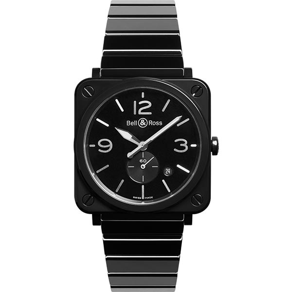 bell-ross BR S BLACK CERAMIC