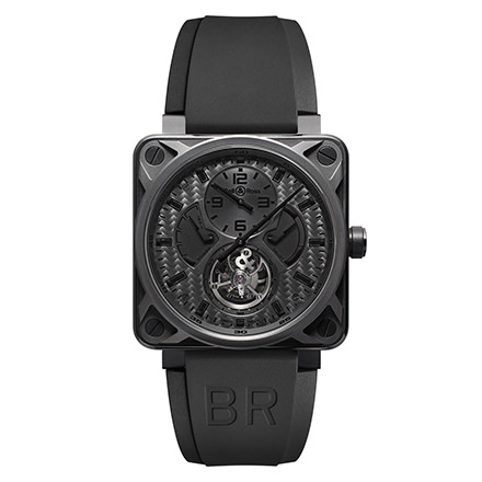 bell-ross BR 01 TOURBILLON PHANTOM
