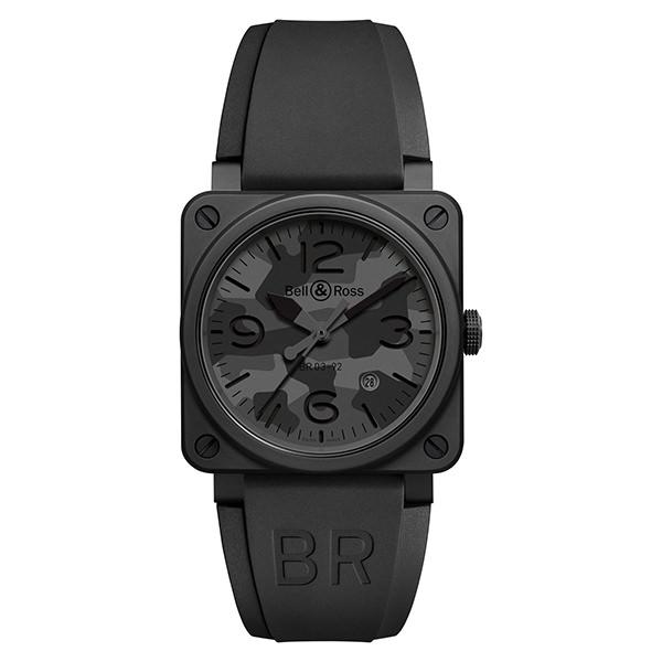 bell-ross BR-92-Black-Camo-rubber