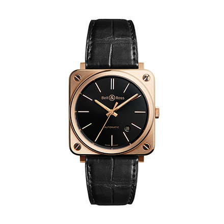 bell-ross BR S-92 ROSE GOLD