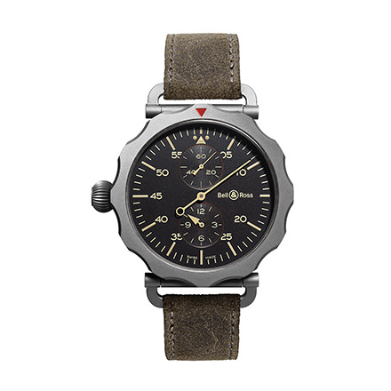 bell-ross WW2 REGULATEUR HERITAGE