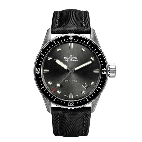 blancpain fifty-fathoms - BATHYSCAPHE